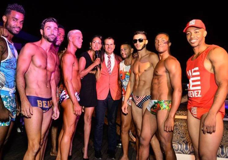DC Swim Week 2015 | Vida at the Yard | Models | Celebrities | Vincent De Paul (House Of Cards) | Katie Rost (Real Housewives Of Potomac)