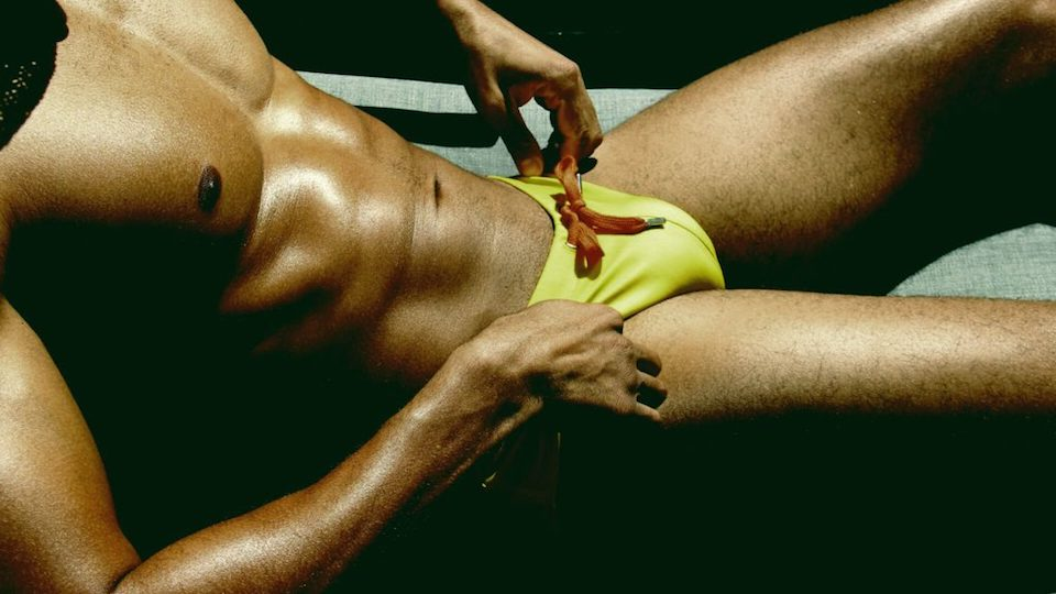 Eyegasmic | Heliconia Briefs | Yellow
